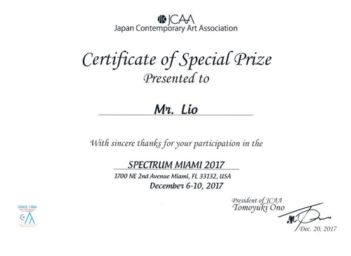 Exposition Miami Spectrum 2017