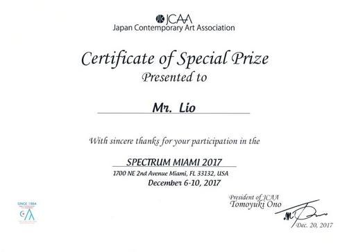Exposition Miami Spectrum 2017